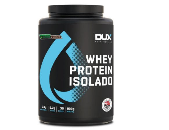 WHEY PROTEIN ISOLADO ALL NATURAL, Dux Nutrition Lab, 900 g