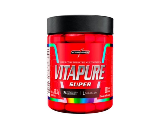 VITAPURE, Multivitamínico 60 Tabletes, INTEGRALMEDICA