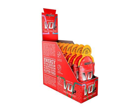 Vo2 Energy Gel (caixa com 10 unid.) - IntegralMedica