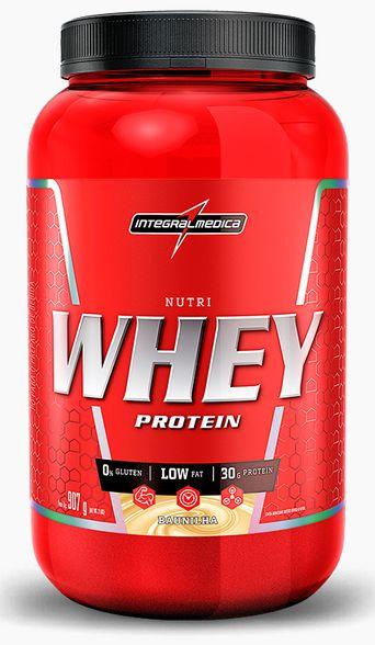NUTRI WHEY POTE (907G) - Hipercalórico massa wpc INTEGRALMEDICA