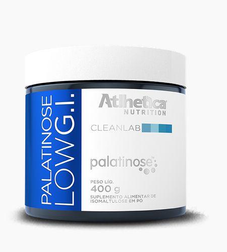 Palatinose Low GI - 400g - Atlhetica Nutrition