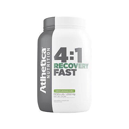 Recovery Fast 4:1 1050g - Recuperador de Glicogênio Atlhetica Nutrition