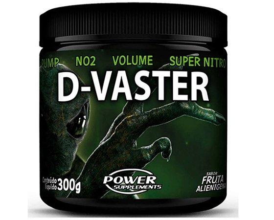 Pre-Treino D-VASTER (300g) - Power Supplements