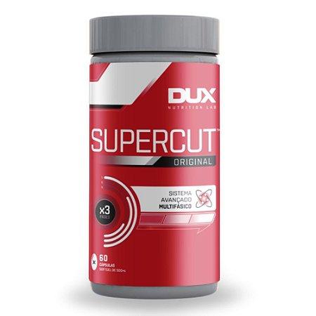 SUPERCUT, Dux Nutrition Lab, Termogênico 60 caps