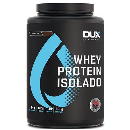 WHEY PROTEIN ISOLADO, Dux Nutrition Lab, 900 g