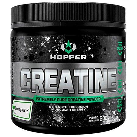 CREATINE, Hopper Nutrition, Crossfit, Creatina Creapure, 300g