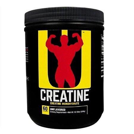 CREATINE MONOHYDRATE, Creatina, Universal Nutrition, 200g
