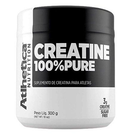 CREATINE 100% Pure, Atlhetica Nutrition, Creatina, 300g