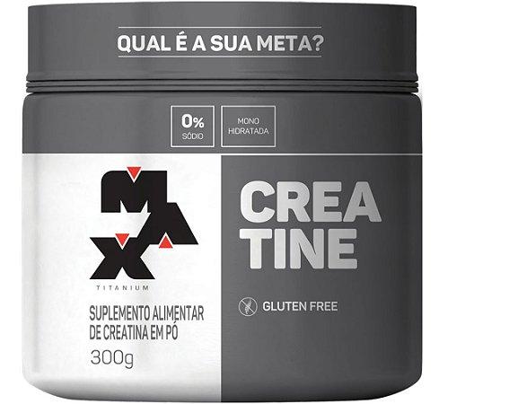 CREATINE, Max Titanium, Creatina, 300g
