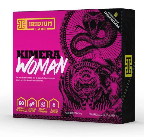 Kimera Woman (60 Comprimidos) - Iridium Labs Termogênico