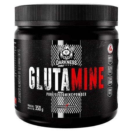 GLUTAMINE, Darkness, Glutamina, 350g, IntegralMedica