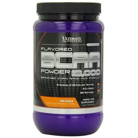BCAA POWDER 12000, Ultimate Nutrition, 457g, 2:1:1