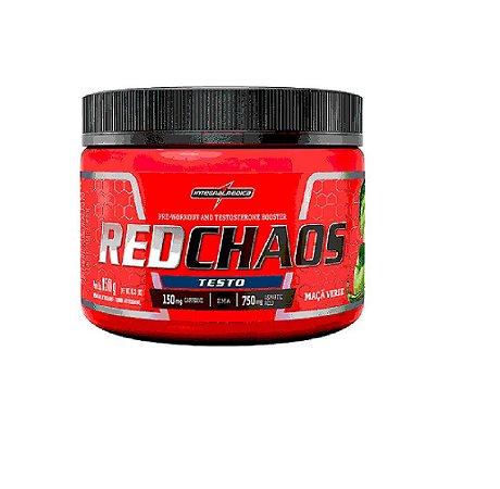 RED CHAOS TESTO 150g - Integralmédica