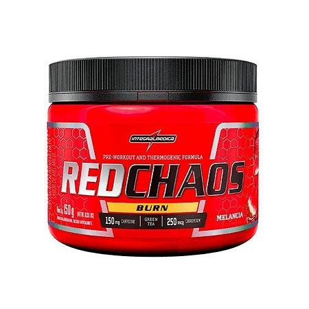 RED CHAOS BURN 150g - Integralmédica