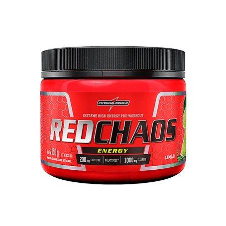 Red Chaos Energy 150g - Integralmédica