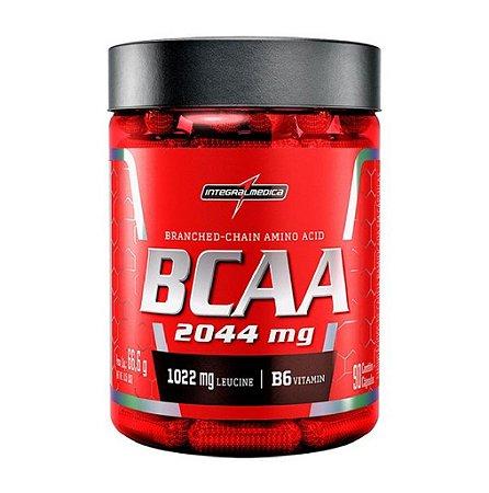 BCAA 2044mg (90 Caps.) - INTEGRALMEDICA