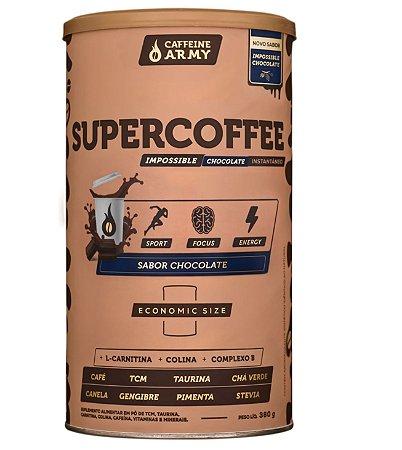SUPERCOFFEE 2.0, Caffeine Army, 380g