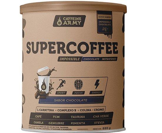 SUPERCOFFEE 2.0, Caffeine Army, 220gr