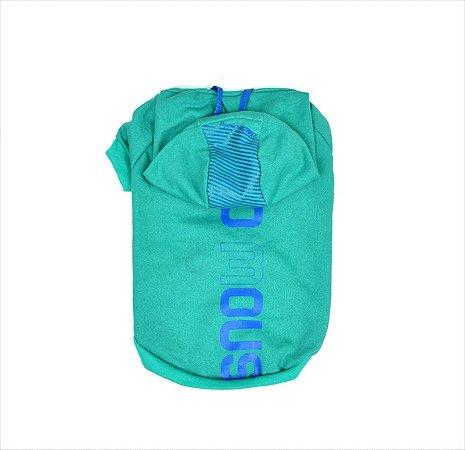 Moletom Snow Coat Verde Agua XGG