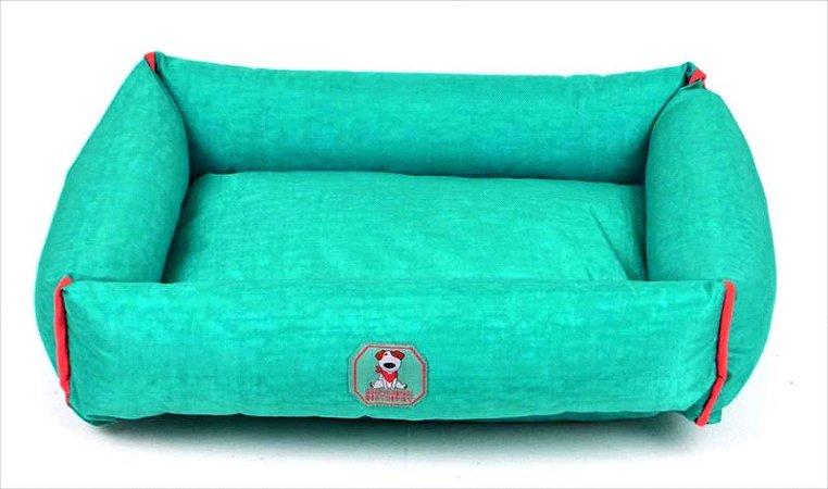 Cama Basic Nylon Verde GG