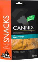 Cannix Ramas de Frango e Moranga 150g