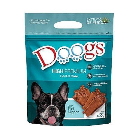 Snack Doogs Dental Filet Mignon 400g