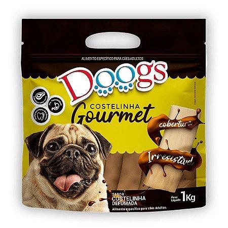 Osso Doogs Gourmet Mini Costelinha 1kg