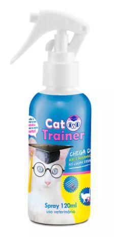 Educador Cat Trainer Spray para Gatos 120ml
