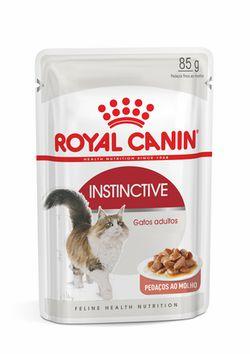 Sache Royal Canin Gato Adulto Instinctive 85g