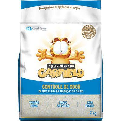 Areia Do Garfield Classica 2kg