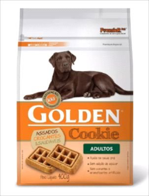 Cookie Golden Cão Adulto 400g