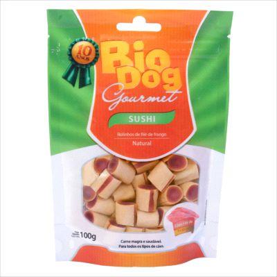 Snack Bio Dog Gourmet Sushi 100g