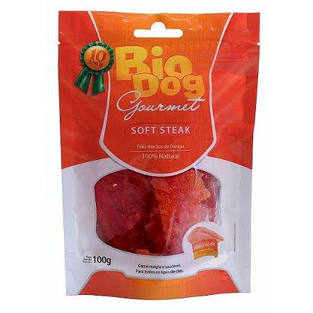 Snack Biodog Gourmet Soft Steak 100g