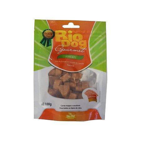 Snack Bio Dog Gourmet Love Bits 100g
