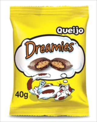 Snack Dreamies Gato Queijo 40g