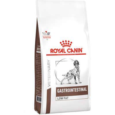 Ração Royal Canin Veterinary Diet Cão Gastro Intestinal Low Fat 1,5kg