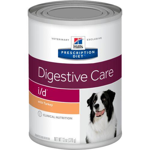 Lata Hill's Cão I/D Digestive Care 370g