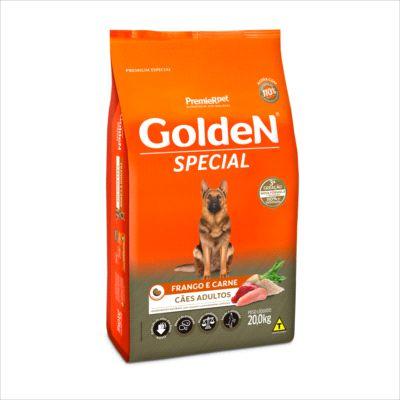 Ração Golden Special Cão Adulto Frango E Carne 15kg