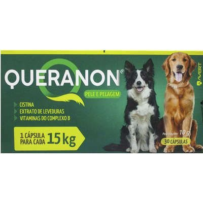 Suplemento Queranon Cão 15kg