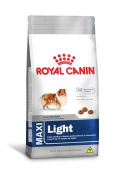 Ração Royal Canin Dog Maxi Light 15kg