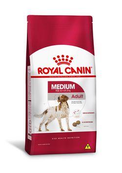 Ração Royal Canin Cão Medium Adult 15kg
