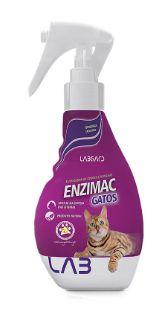 Eliminador De Odores Enzimac Gato Spray 150ml