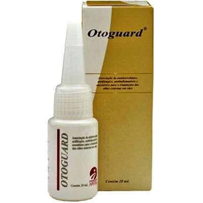 Solução Otológica Otoguard 20ml