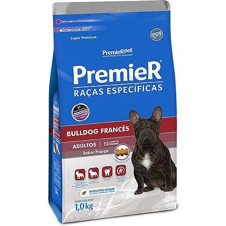 Ração Premier Raças Especificas Bulldog Frances Adulto 1kg