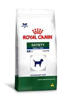 Ração Royal Canin Veterinary Diet Cão Satiety Small 7,5kg
