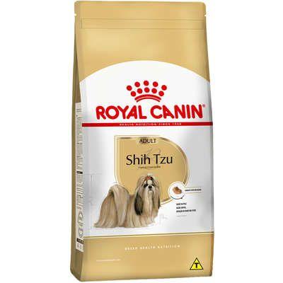 Ração Royal Canin Shih Tzu Adulto 7,5kg