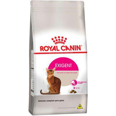 Ração Royal Canin Gato Adulto Exigent 1,5kg