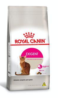Ração Royal Canin Gato Adulto Exigent 4kg