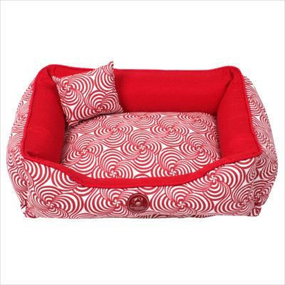 Cama Ilusion Vermelha M