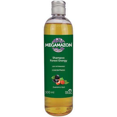 Shampoo Megamazon Guarana Acai 300ml